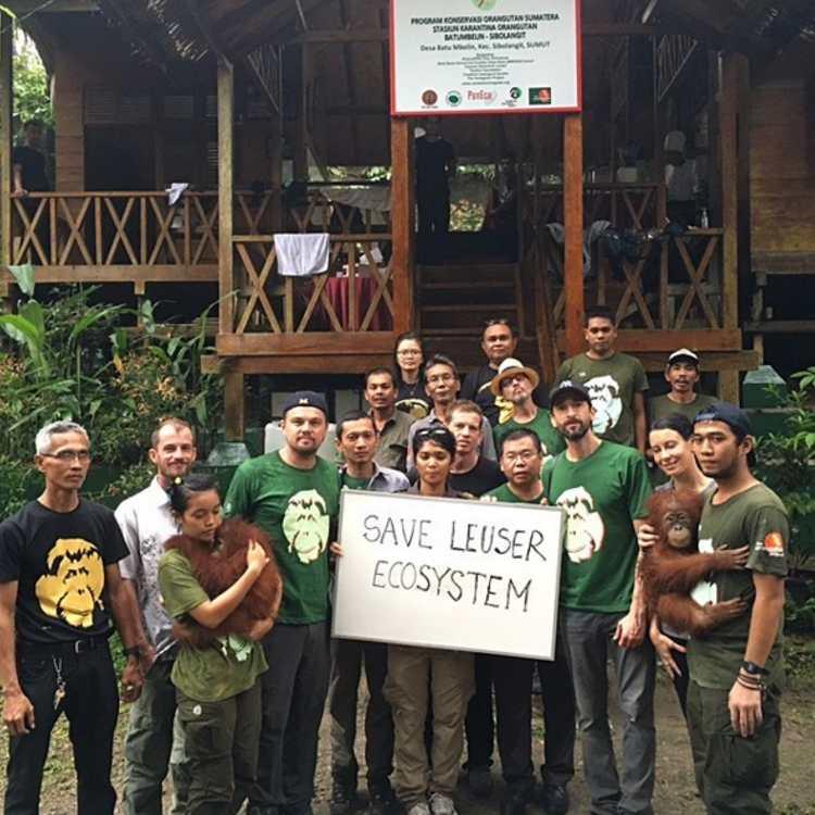 Leonardo-DiCaprio-santuario-de-animales-Indonesia