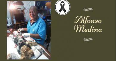 Aproa lamenta el fallecimiento de nuestro admirado y querido doctor Alfonso Medina